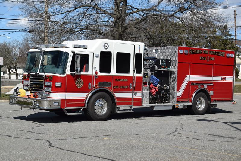 Paramus Fire Company #1 Engine 1