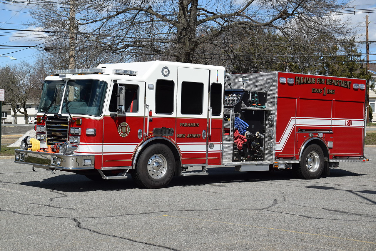 Paramus Fire Company #1 Engine 1