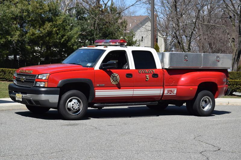 Paramus Fire Company #3 Utility 3