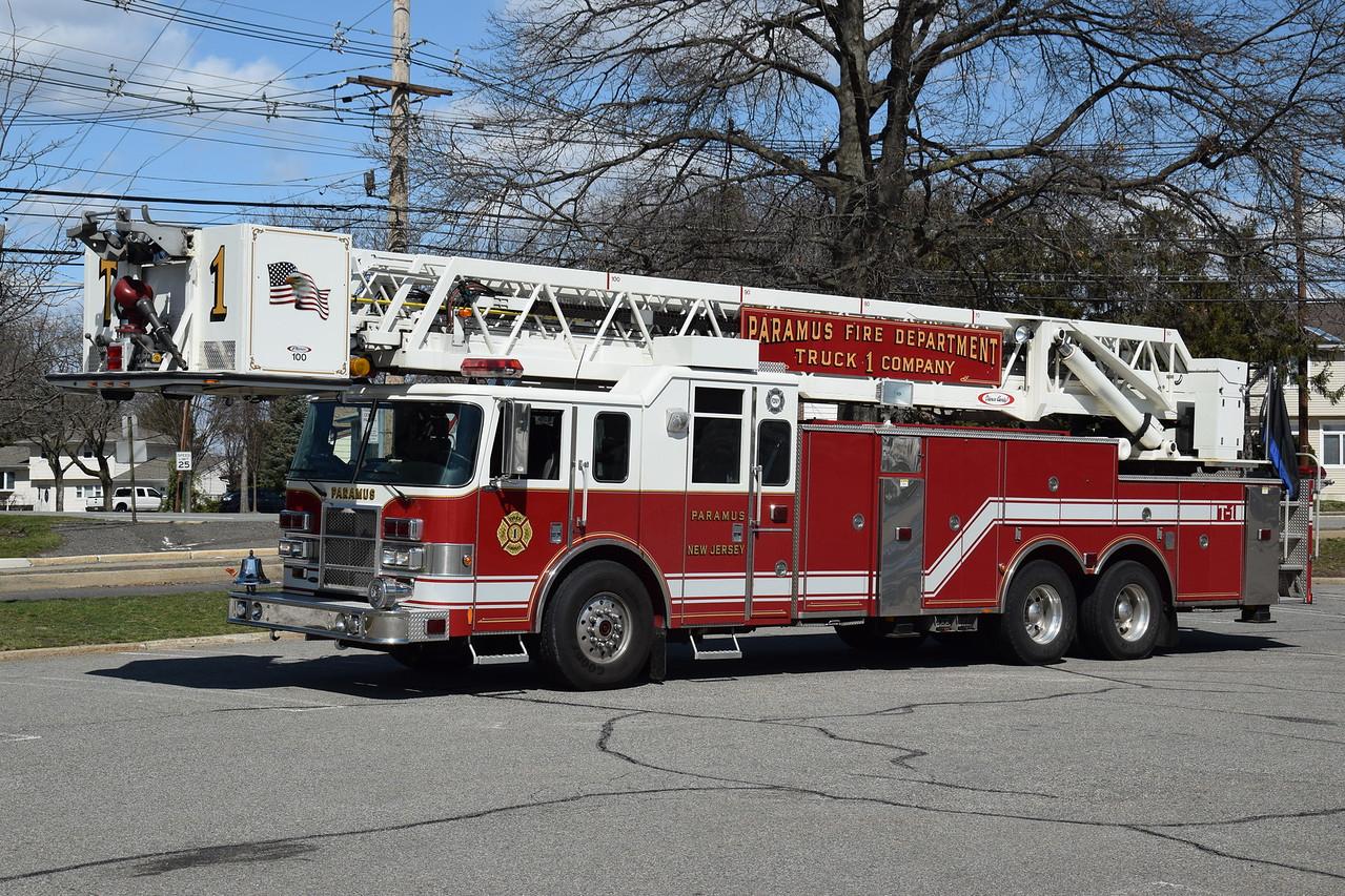 Paramus Fire Company #4 Truck 1