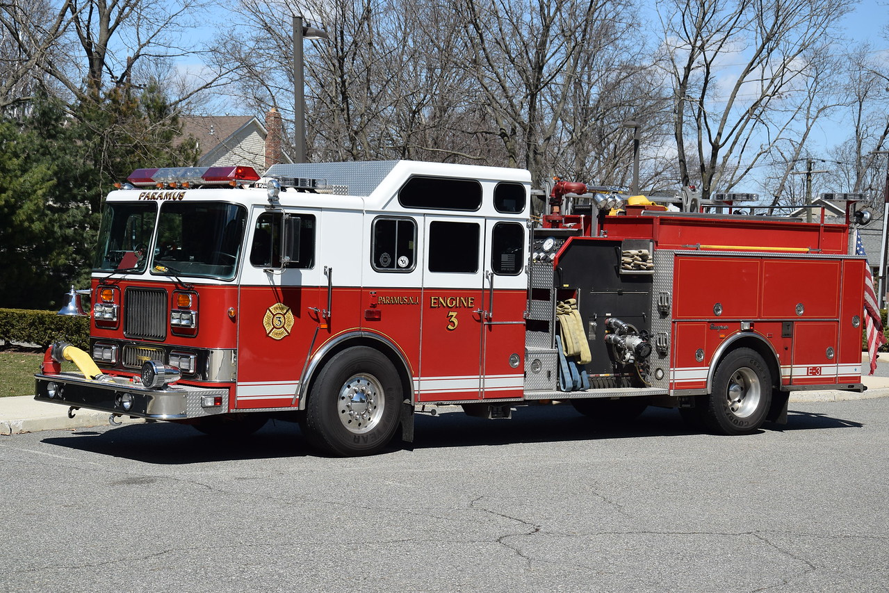 Paramus Company #3 Engine 3