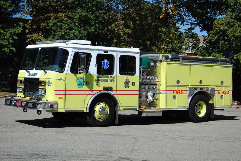 Ramsey Fire Department, Ramsey Engine 434