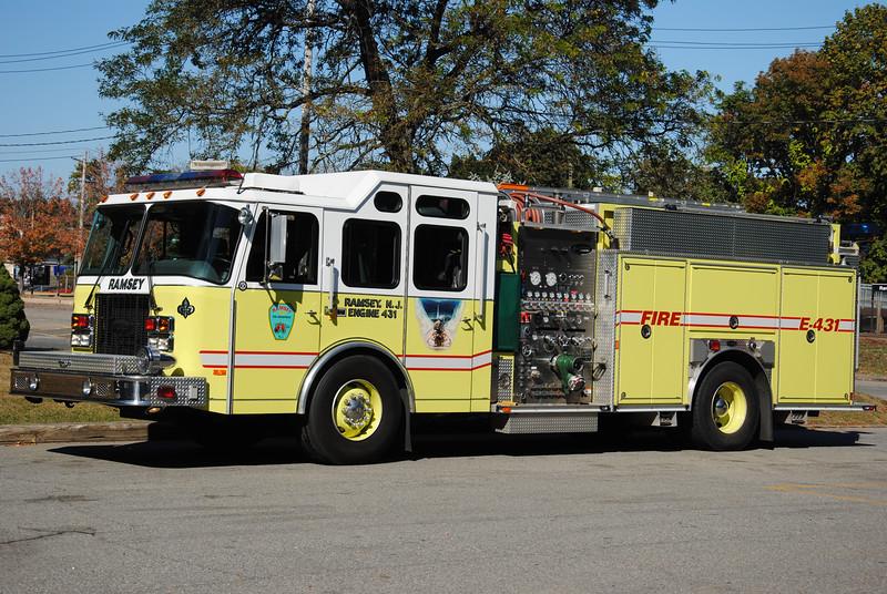 Ramsey Fire Department, Ramsey 431