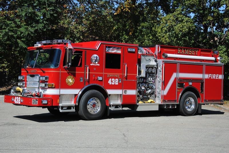 Ramsey Fire Department, Ramsey Engine 432