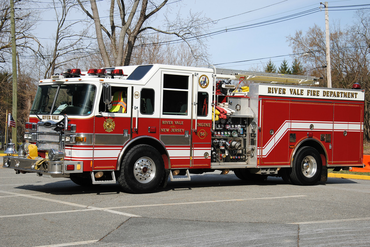 River Vale Fire Department Engine 56