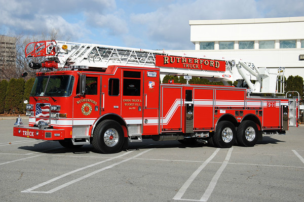 Rutherford Fire Department