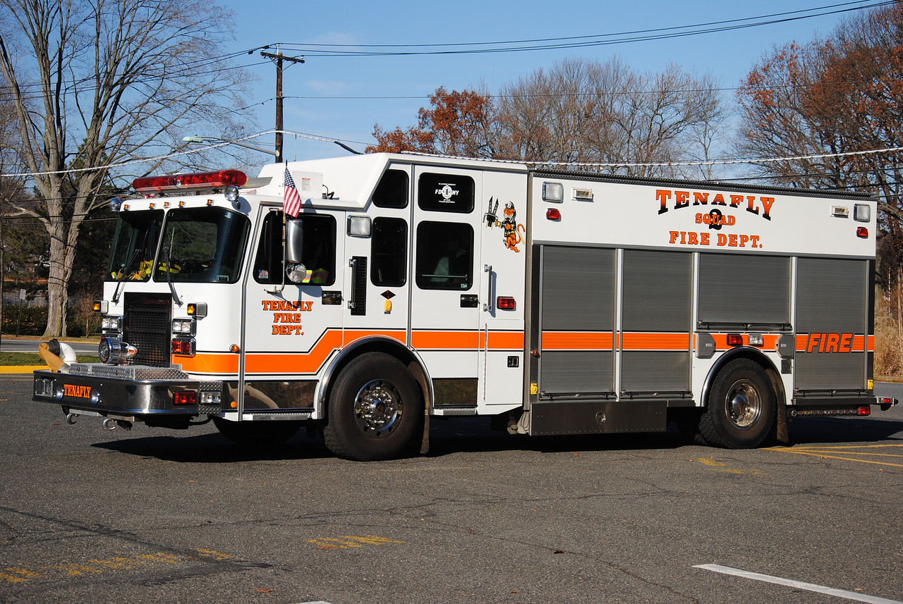 Tenafly Fire Department,Tenafly Squad 2