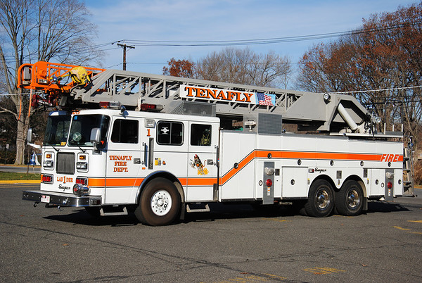 Bergen County Fire Apparatus