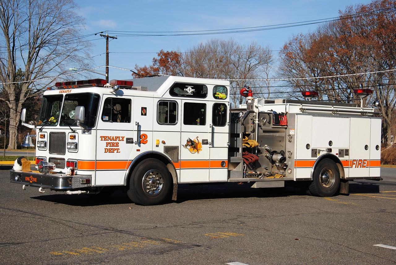 Tenafly Fire Department,Tenafly Engine 2