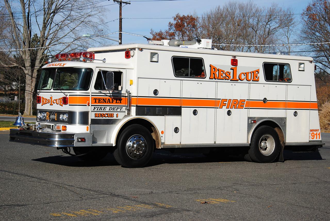 Tenafly Fire Department,Tenafly Rescue 1