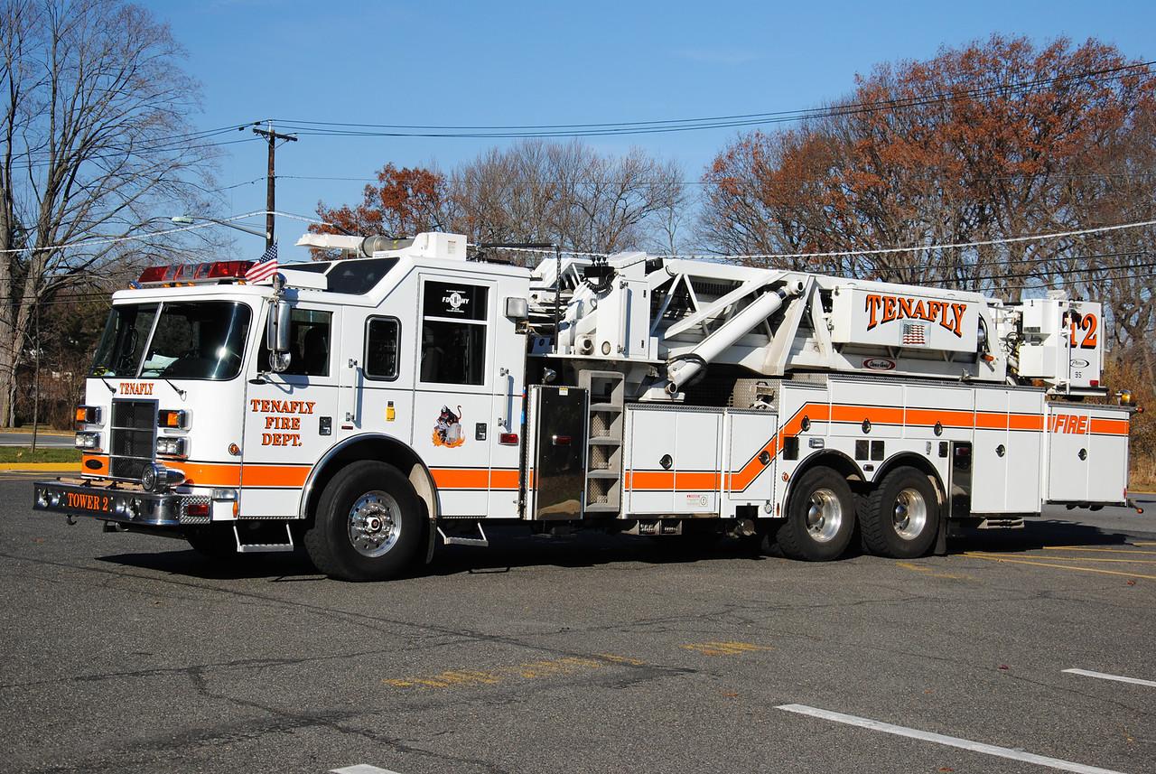 Tenafly Fire Department,Tenafly Tower 2