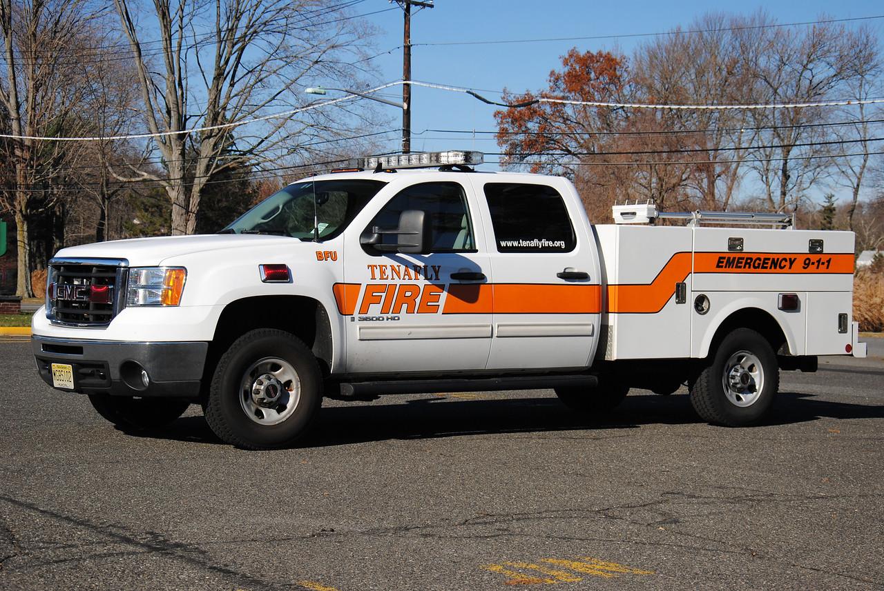 Tenafly Fire Department,Tenafly BFU