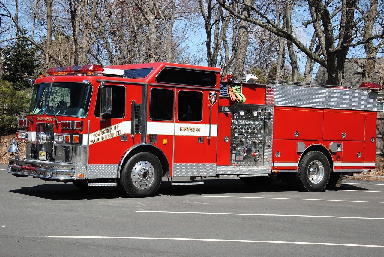 Twp of Washington Engine 44