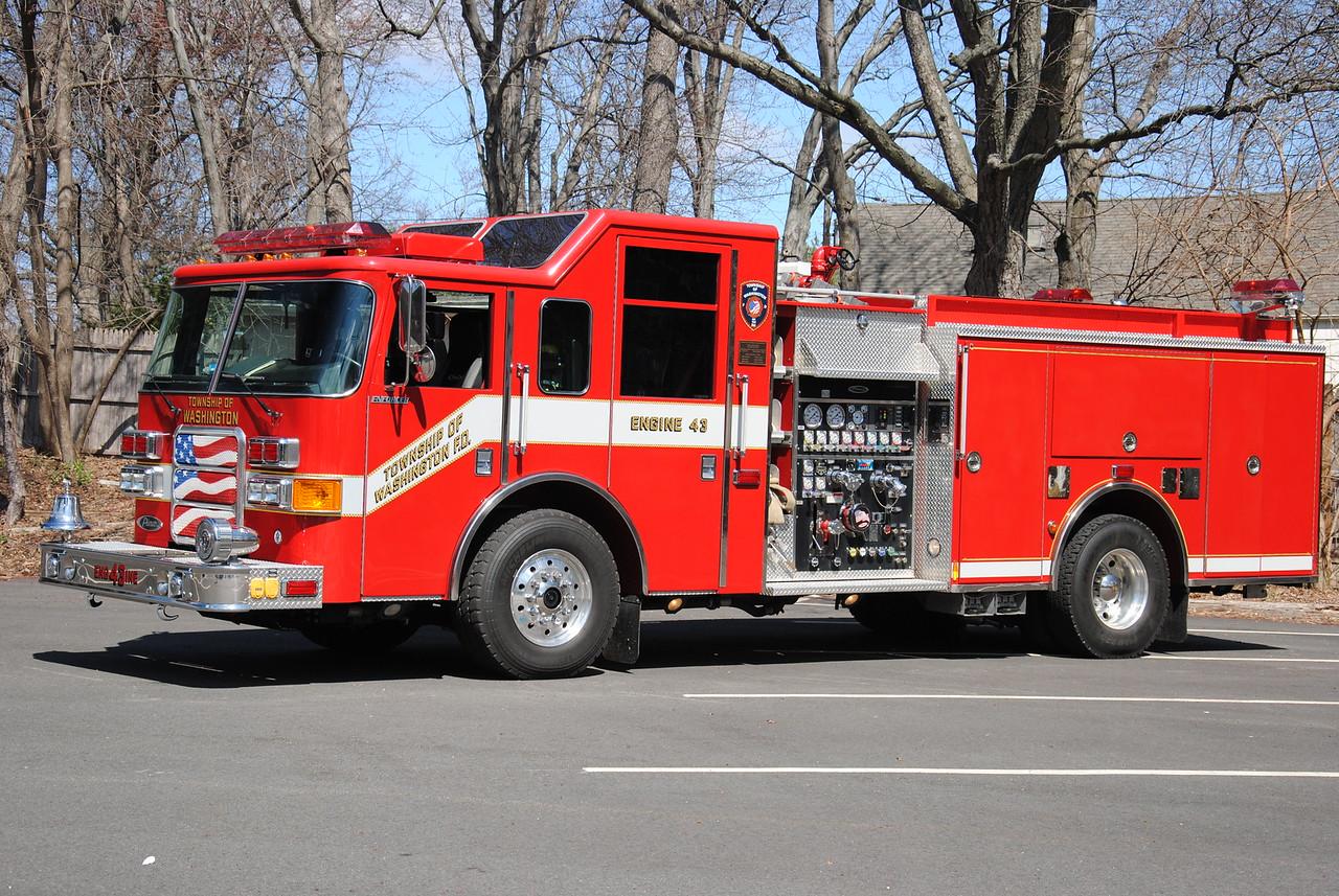Twp of Washington Engine 43