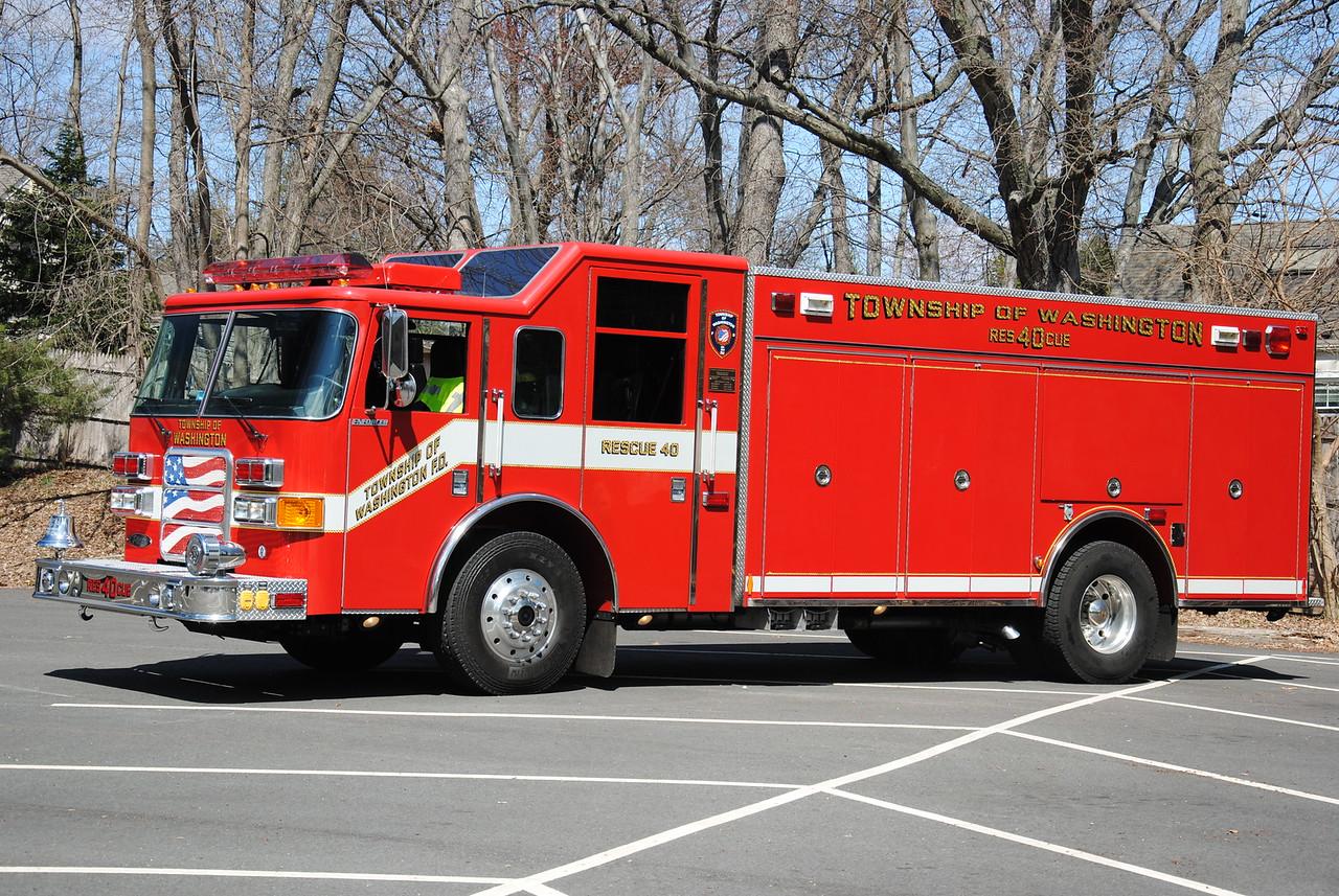 Twp of Washington Rescue 40