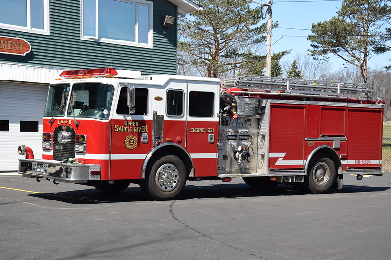 Upper Saddle River Fire Department Engine 1231