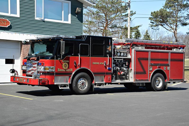 Upper Saddle River Fire Department Engine 1232