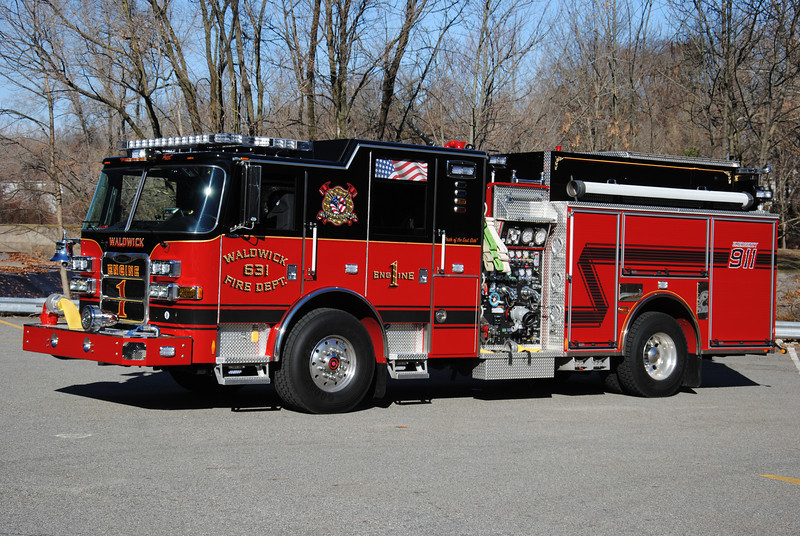 Waldwick Fire Department, Waldwick Engine 1