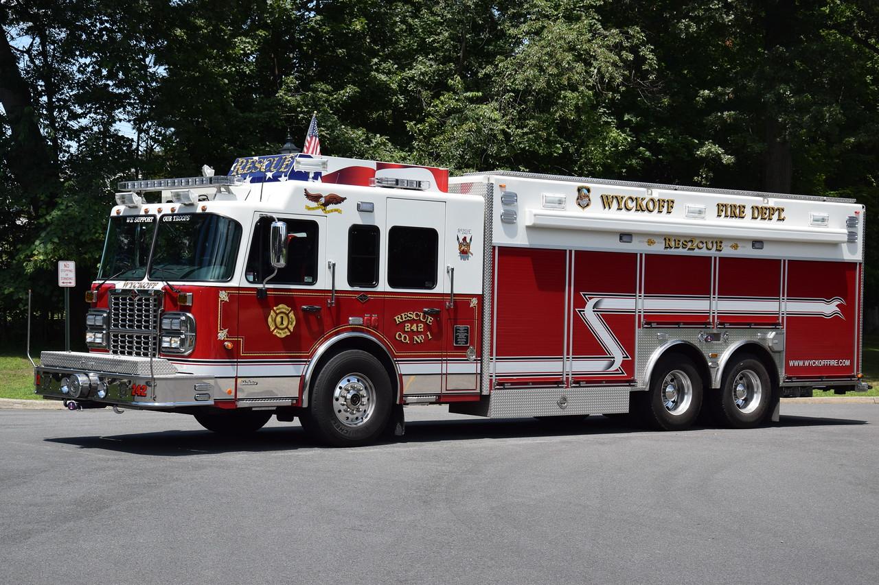 Wyckoff Rescue Company #1 Rescue 242