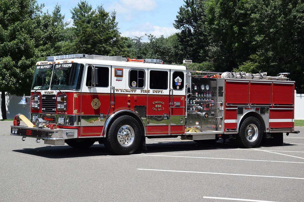 Wyckoff Engine Company #2 Engine 232