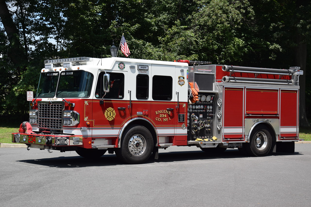 Wyckoff Engine Company #1 Engine 234