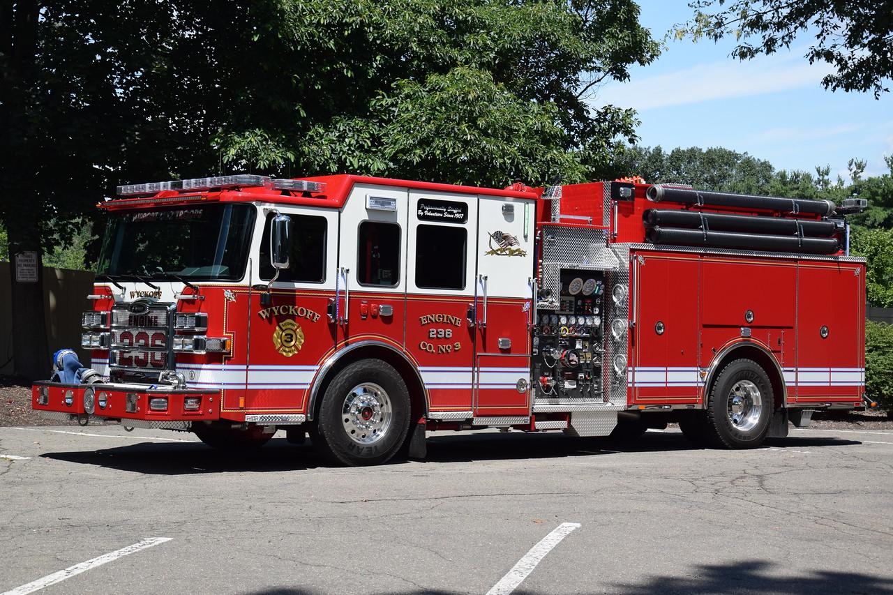 Wyckoff Engine Company #3 Engine 236