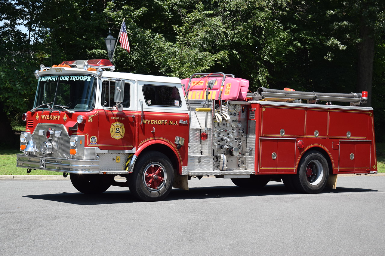 Wyckoff Fire Company #1 Engine 235