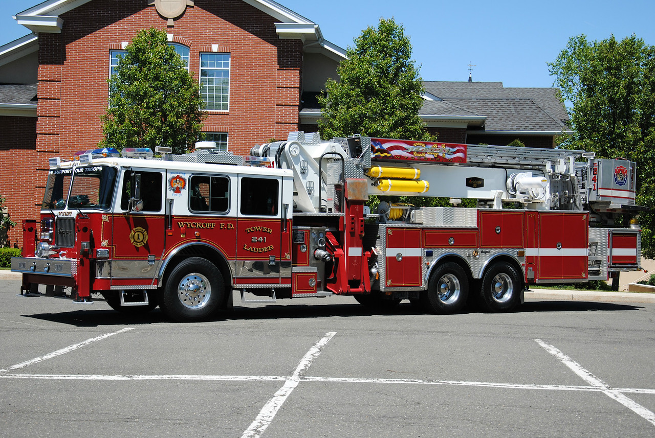 Wyckoff Fire Department, Wyckoff Tower 241