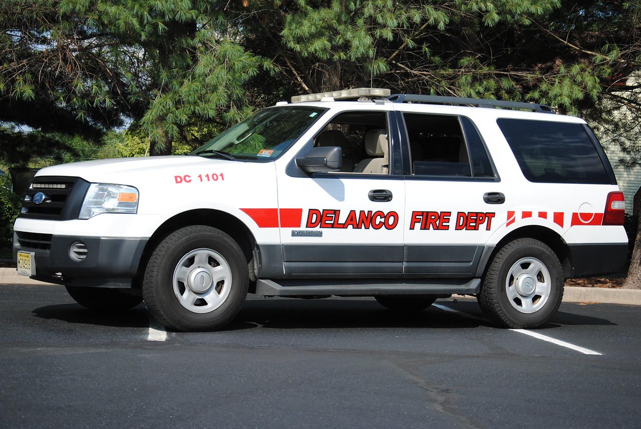 Washington Fire Company #1, Delanco Command 1101