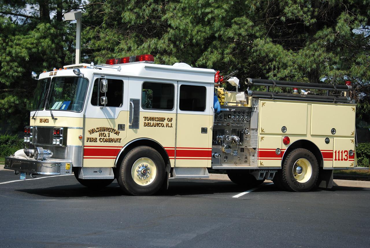 Washington Fire Company #1, Delanco Engine 1113