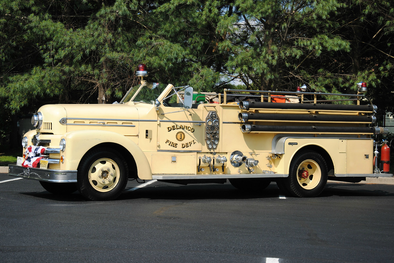 Washington Fire Company #1 Antique Engine