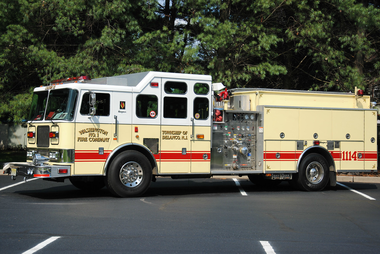Washington Fire Company #1, Delanco Engine 1114