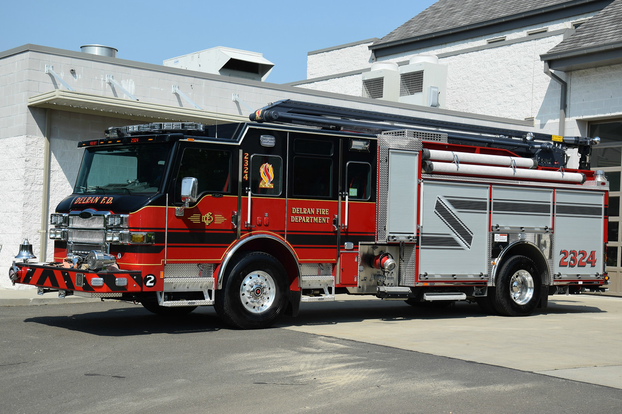 Delran Fire Company #2 Squirt 2324