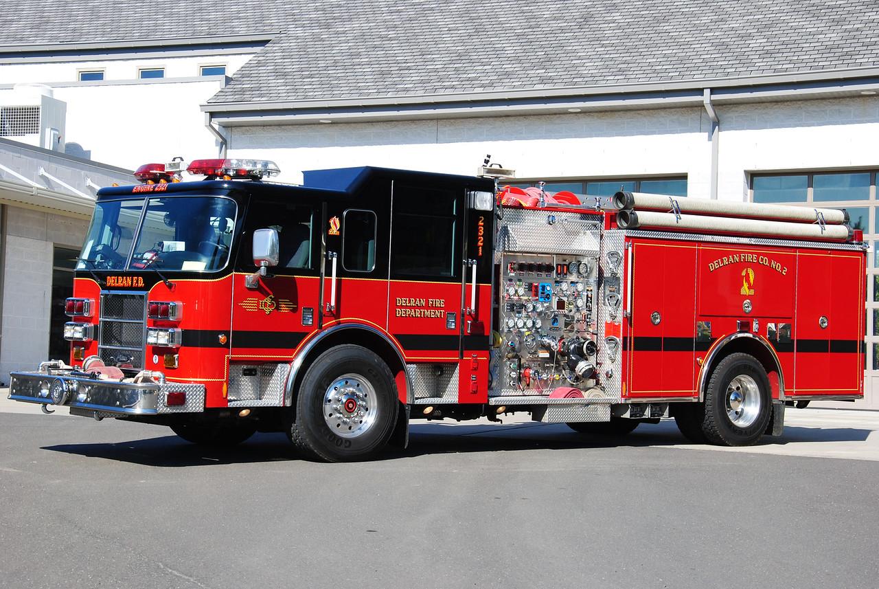 Delran Fire Company #2, Delran Engine 2321