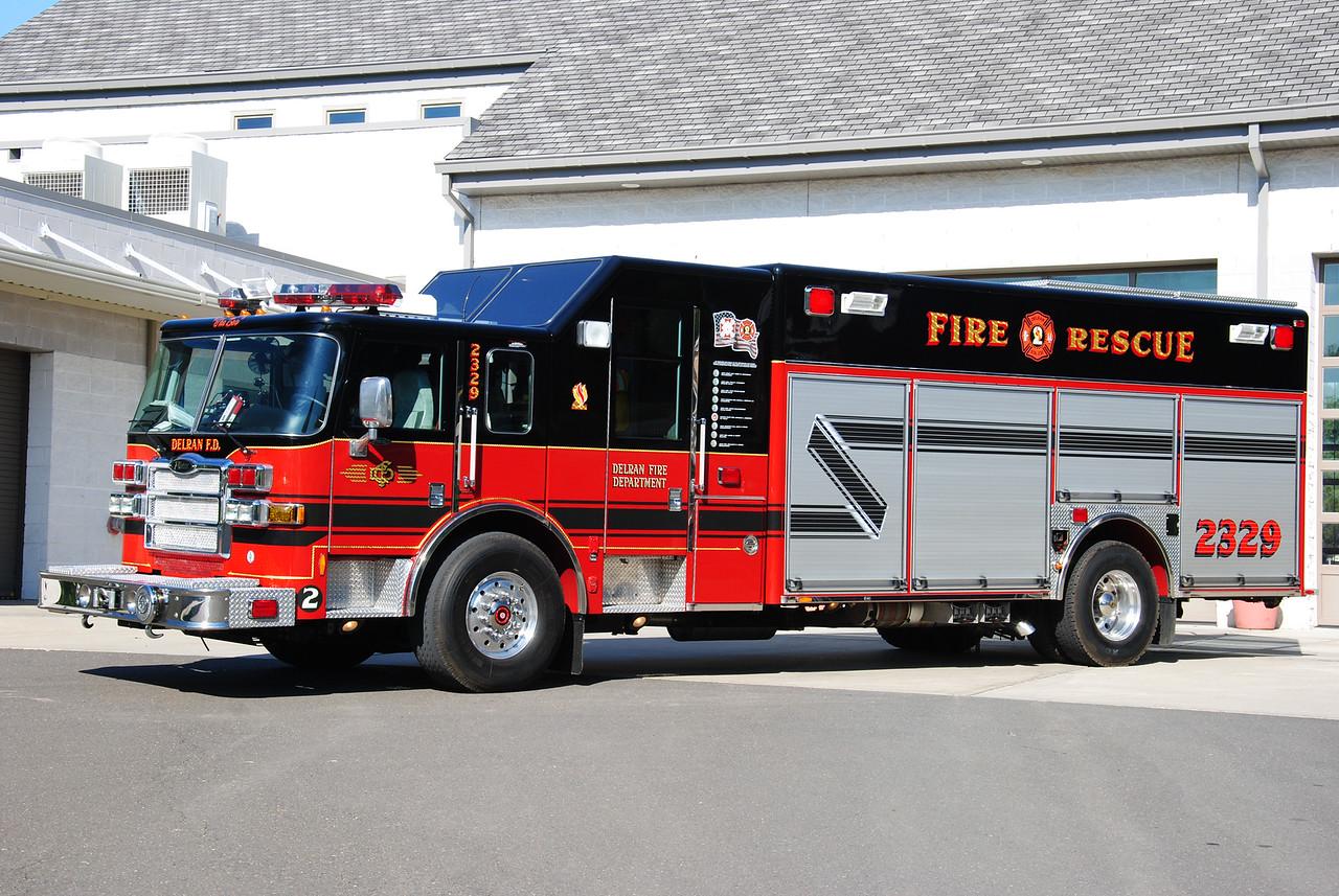 Delran Fire Company #2, Delran Rescue 2329