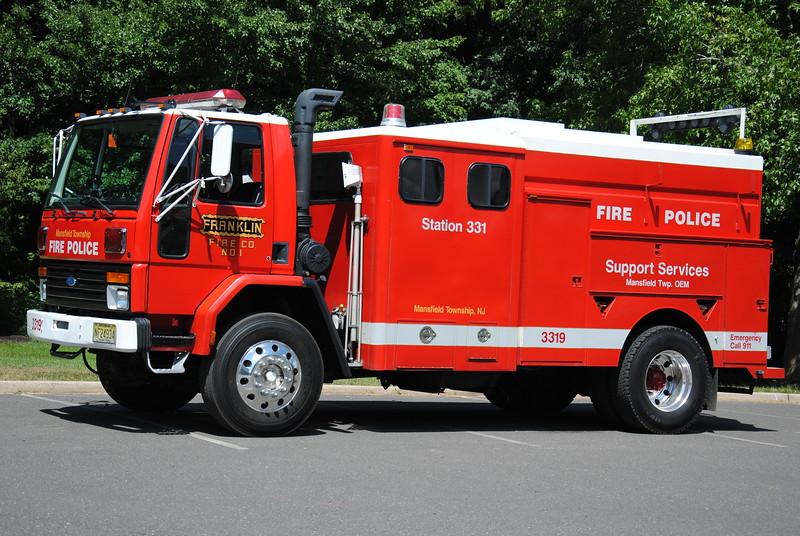 Franklin Fire Company, Columbus Fire Police 3319