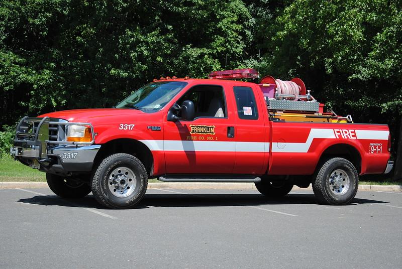 Franklin Fire Company, Columbus Brush 3317