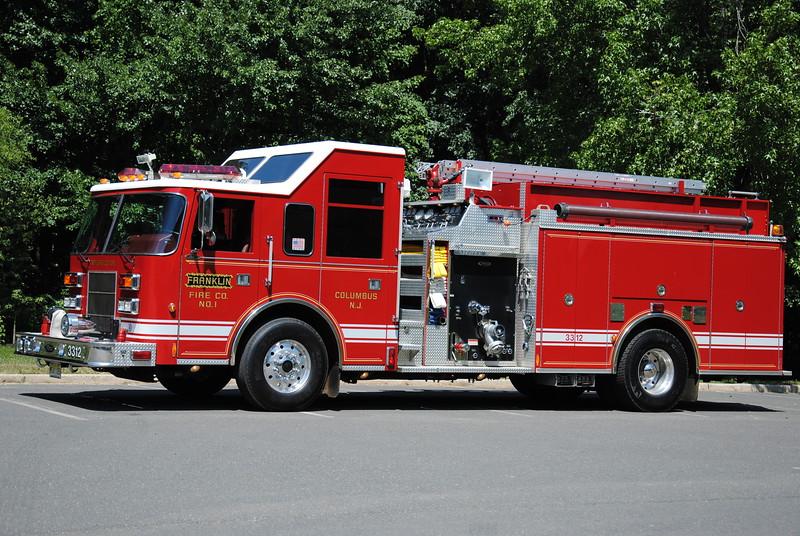 Franklin Fire Company, Columbus Engine 3312