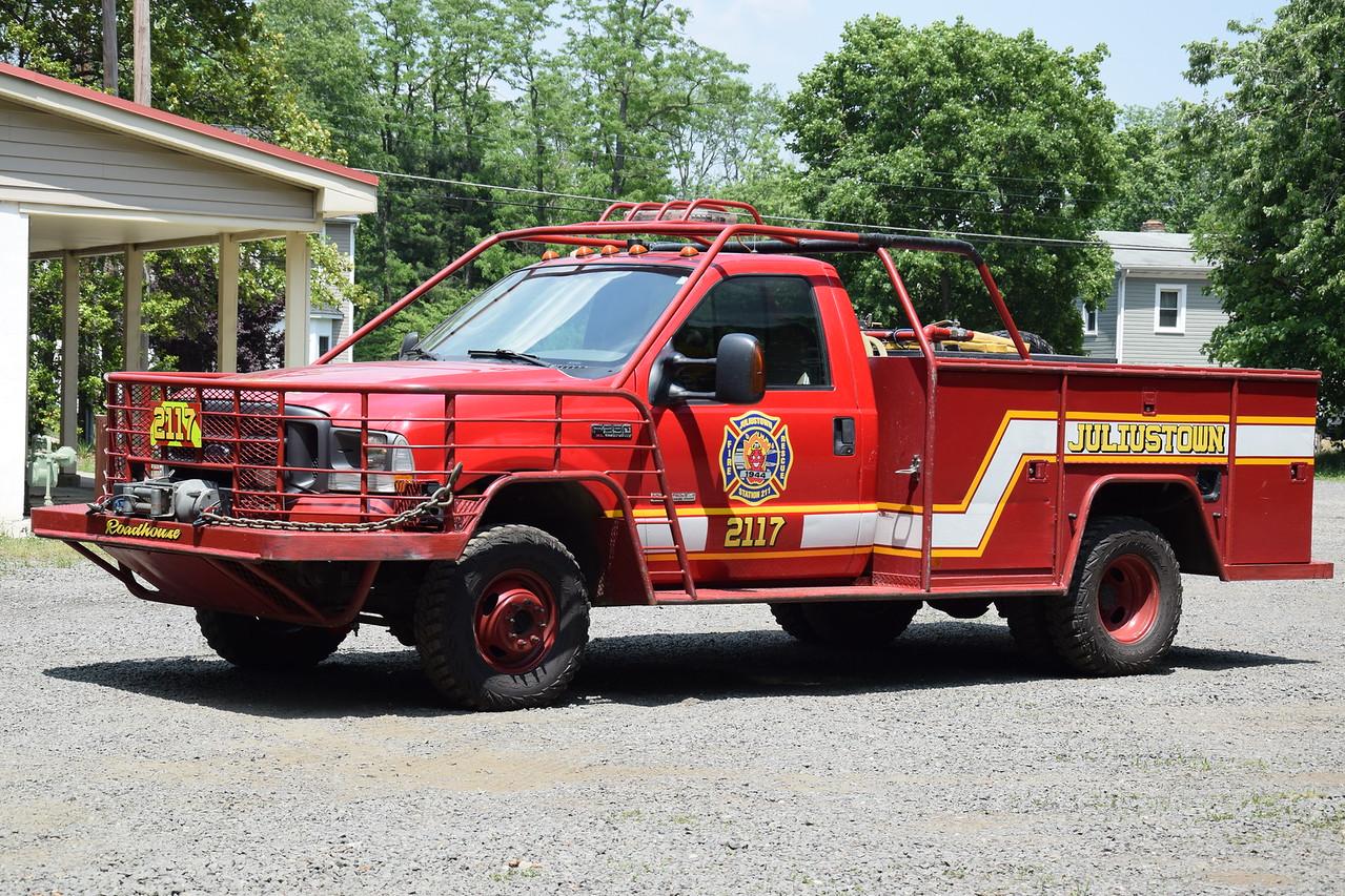 Juliustown Fire Company Brush 2117