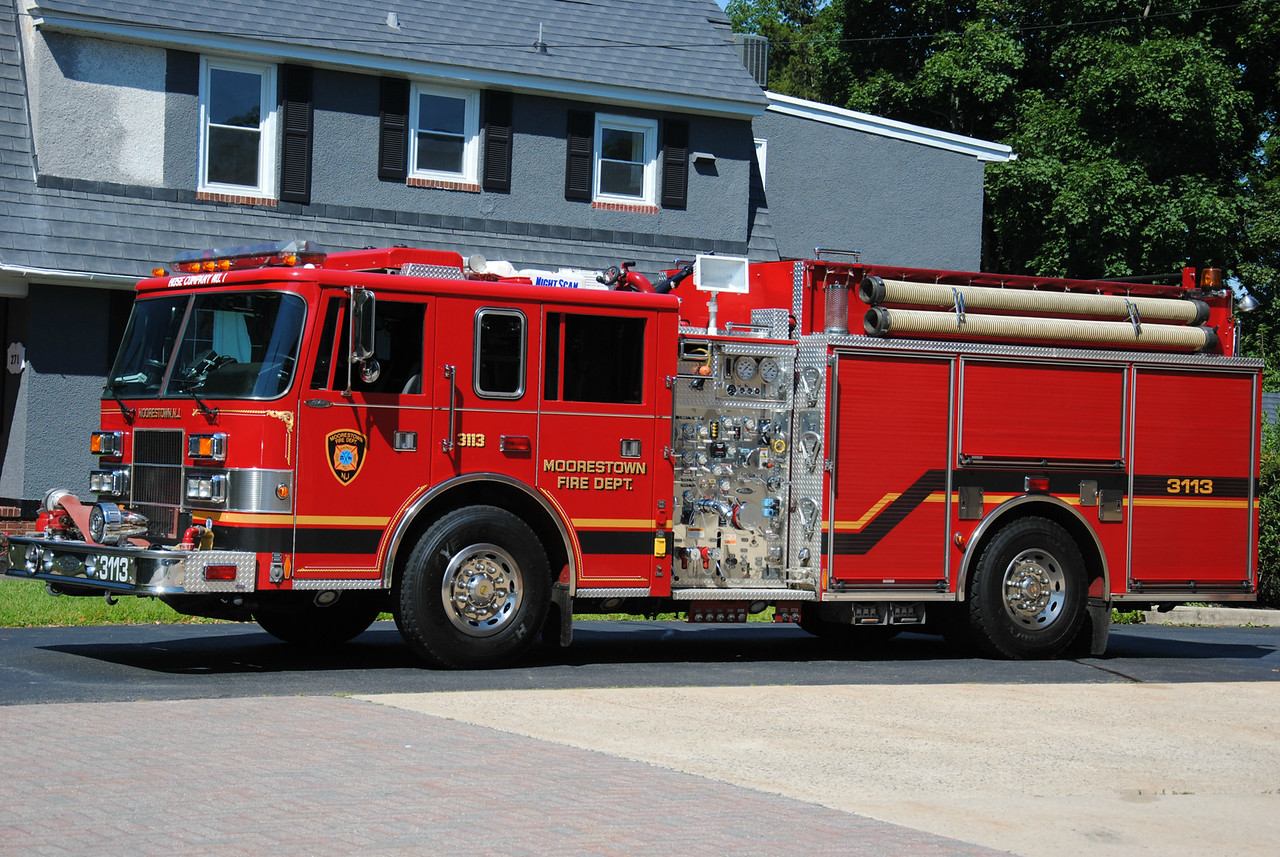 Moorestown Fire Department, Moorestown Engine 3113