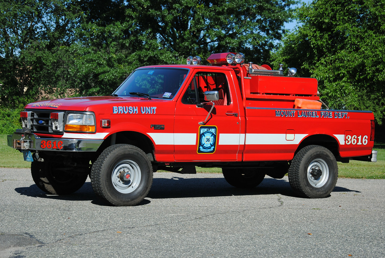 Mount Laurel Fire Department, Mount Laurel Brush 3616