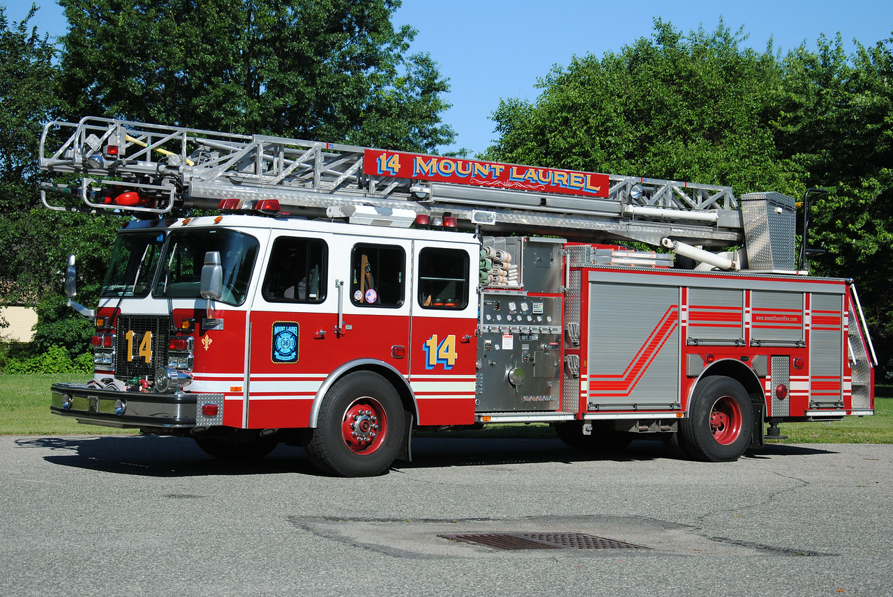 Mount Laurel Fire Department, Mount Laurel Quint 3614