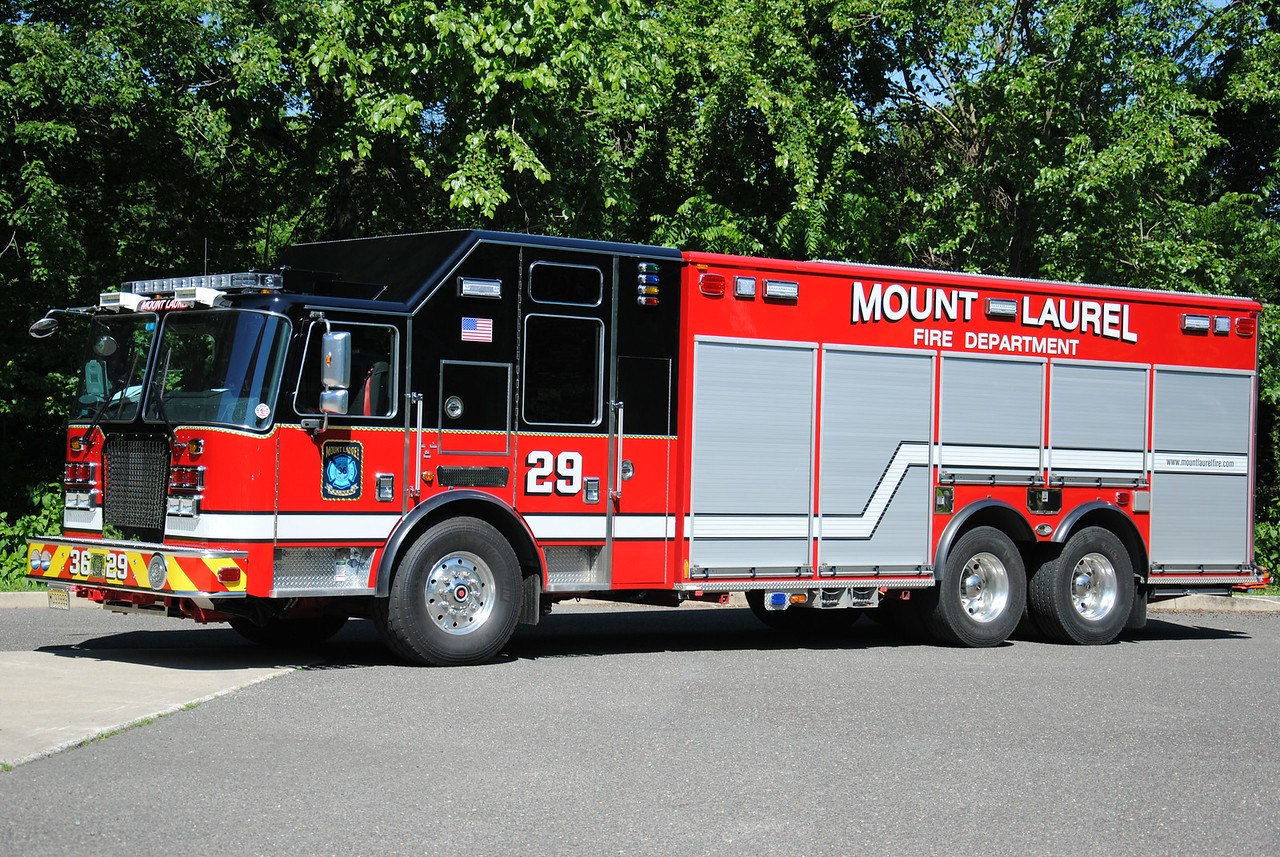 Mount Laurel Fire Department, Mount Laurel Rescue 3629