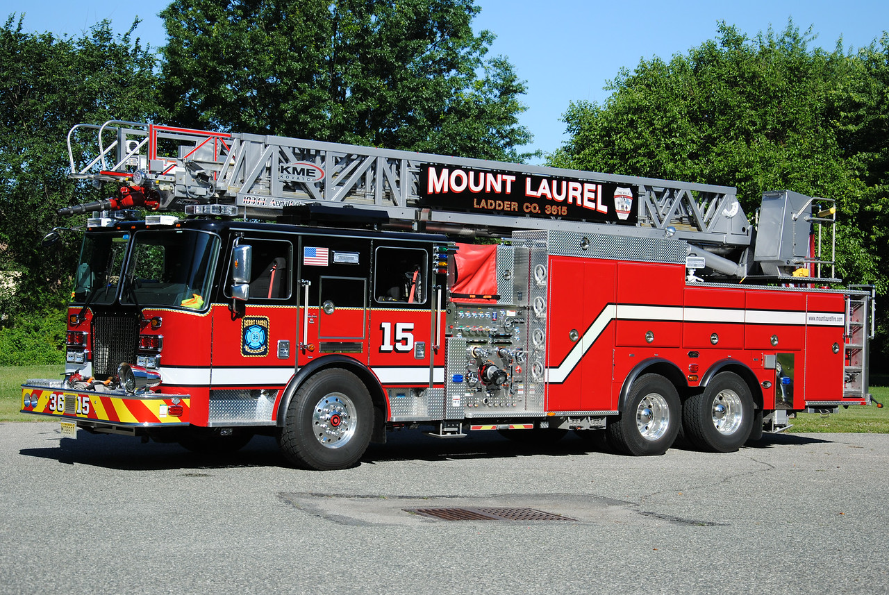 Mount Laurel Fire Department, Mount Laurel Ladder 3615
