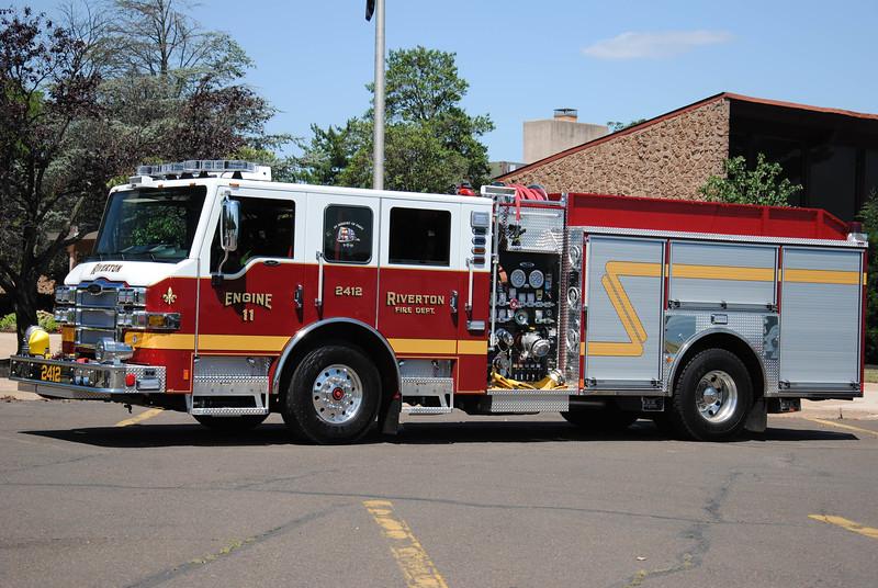 Riverton Fire Department, Riverton Engine 2412