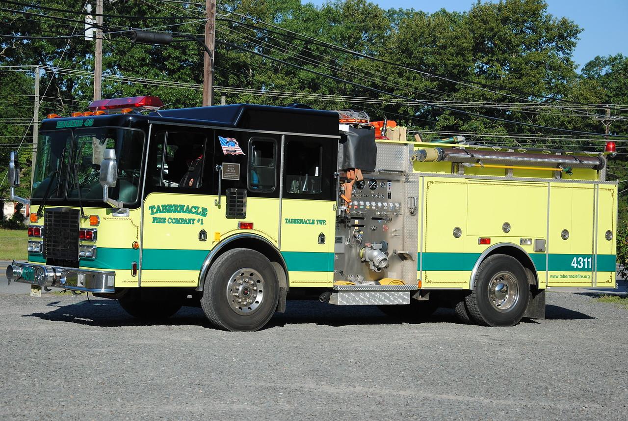 Tabernacle Fire Company #1 Engine 4311