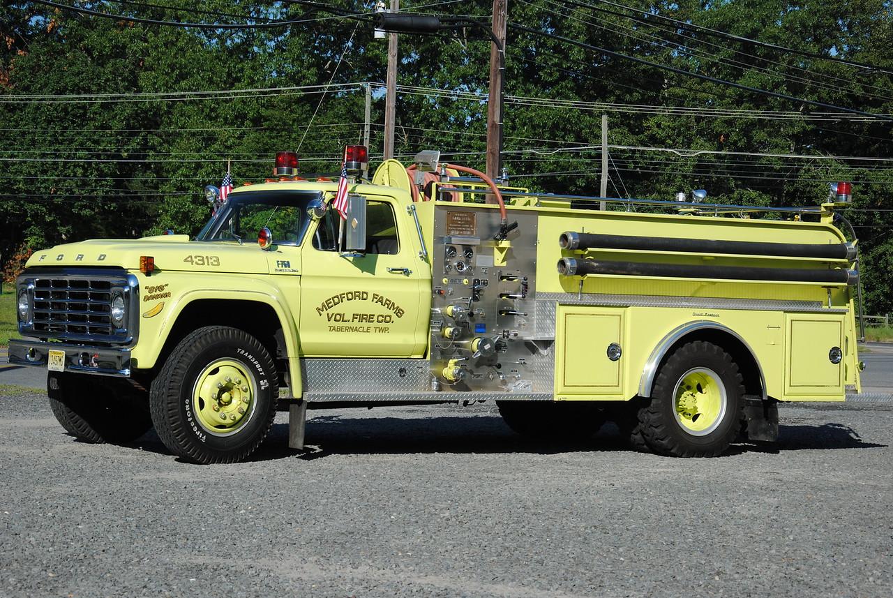 Tabernacle Fire Company #1  Engine 4313