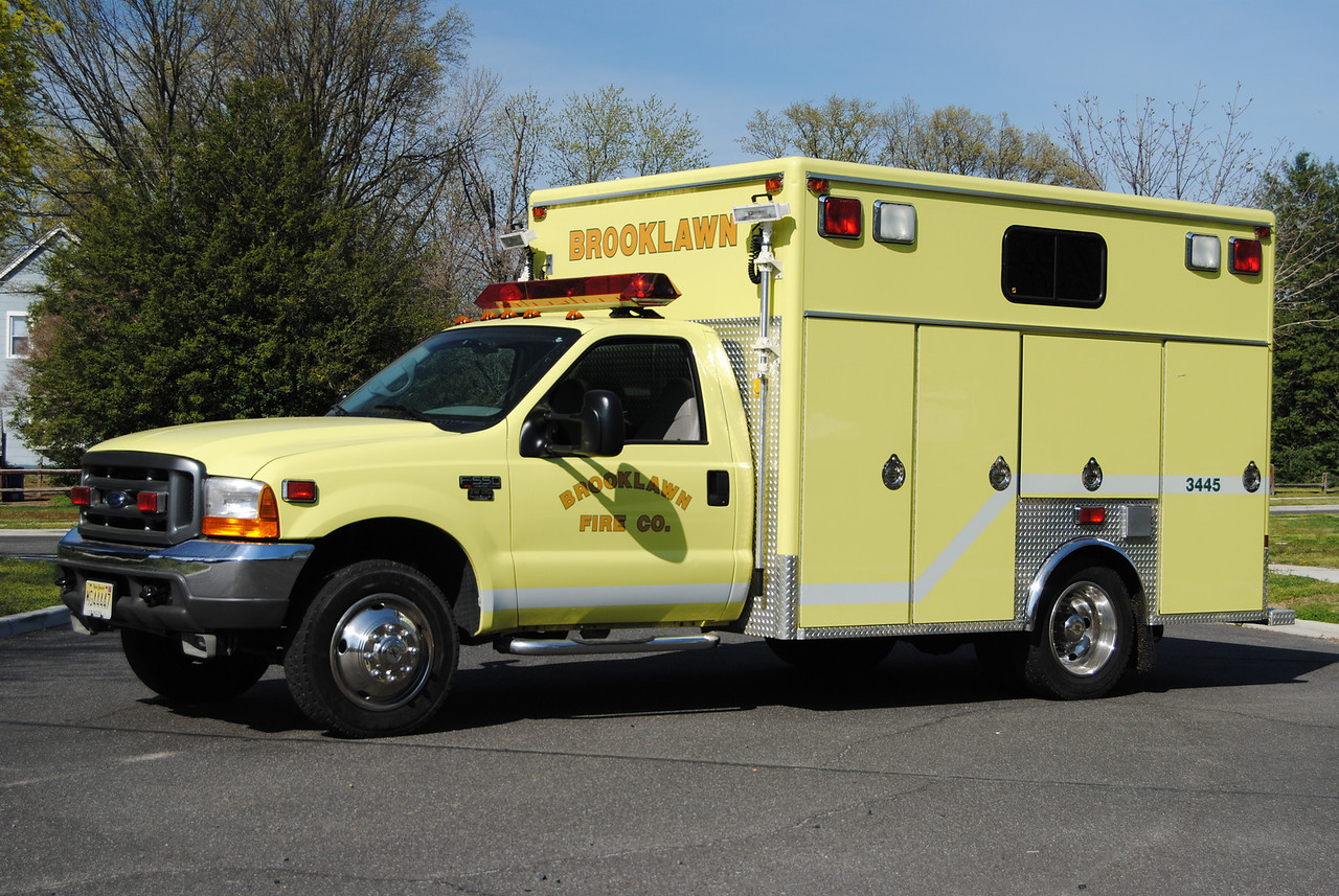 Brooklawn Fire Company, Brooklawn Utility 3445