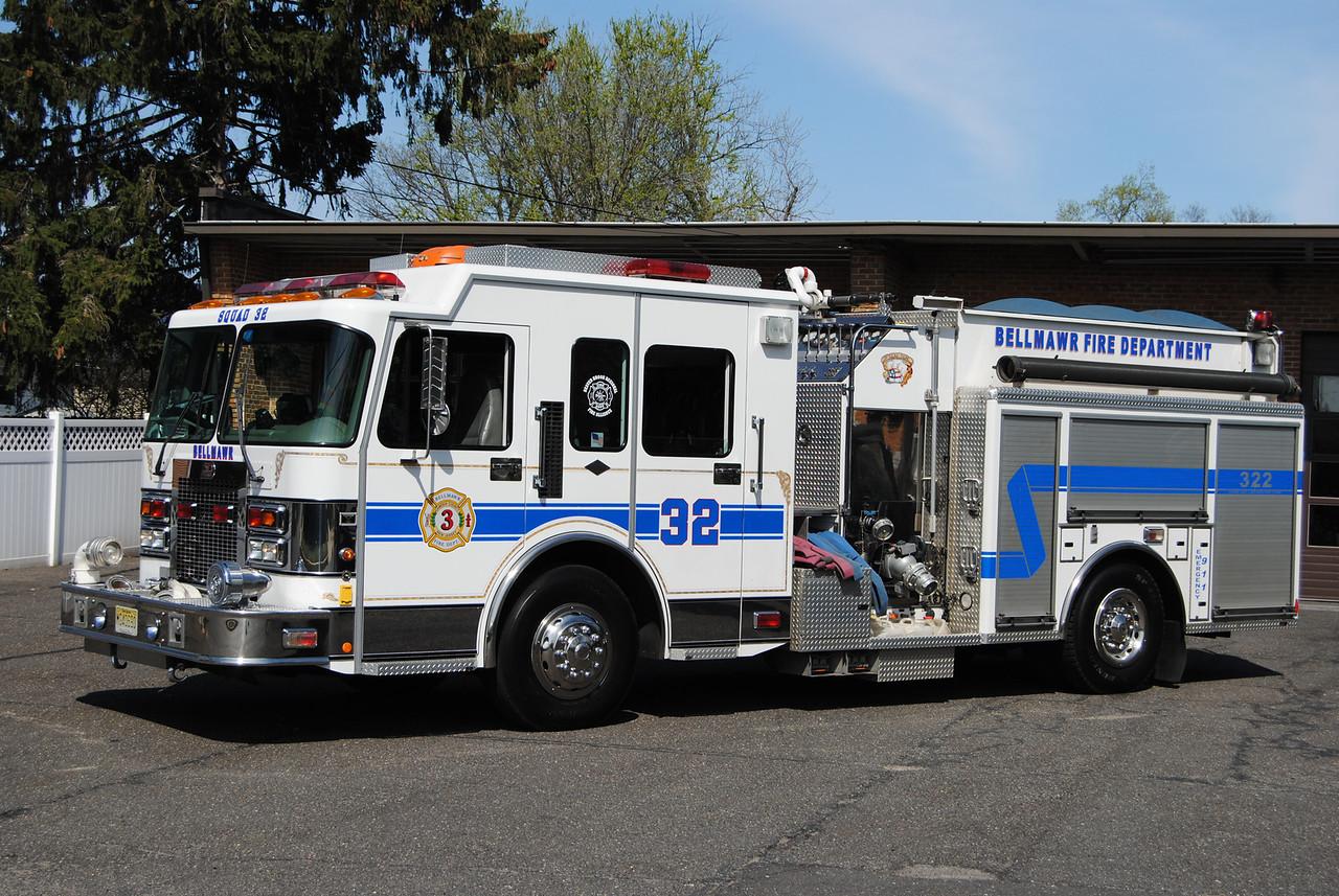 Bellmawr Fire Department Squad 32