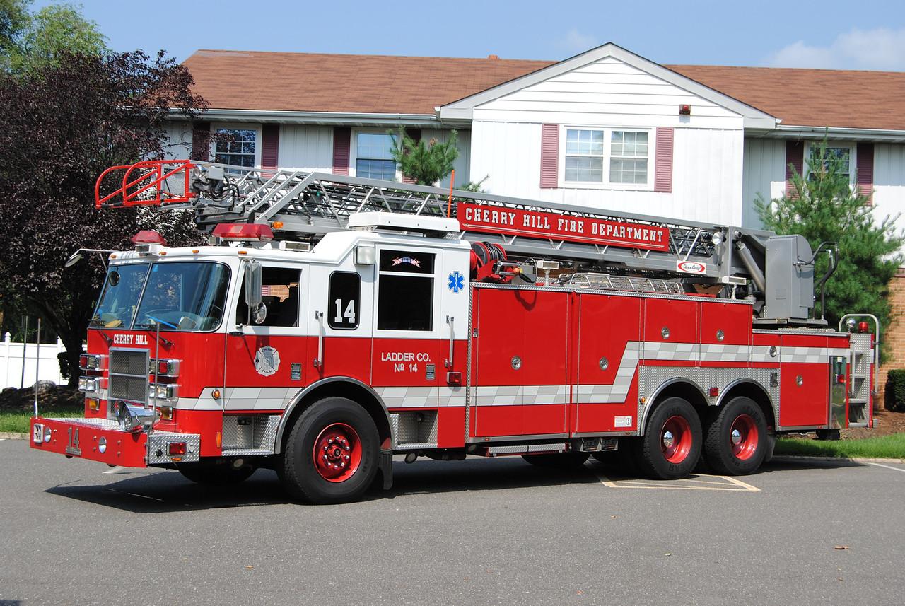 Cherry Hill Fire Department Ladder 13-14